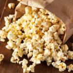 Popcorn: dalla nascita ai giorni nostri