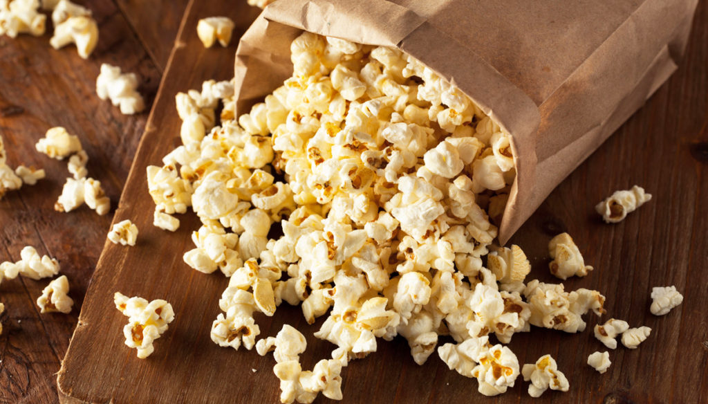 popcorn copertina