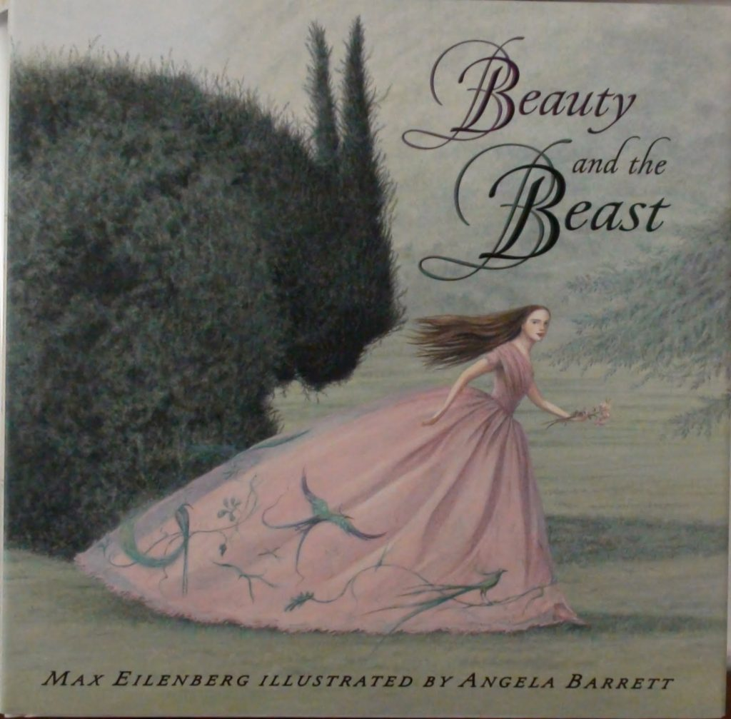 """ALT=""""La bella e la bestia Angela Barret"""""""