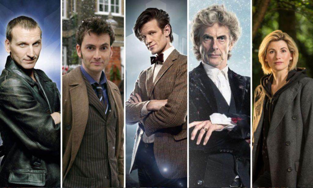 Vari Doctor Who