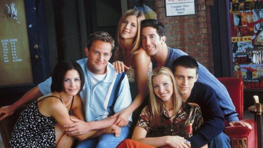 Serie tv Friends - cast