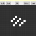 Game of life: una configurazione ordinata