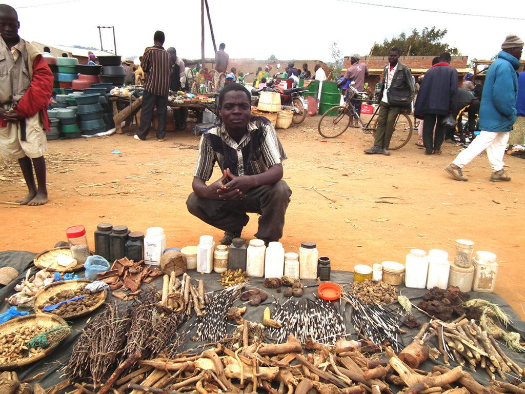 Medicina tradizionale Africana