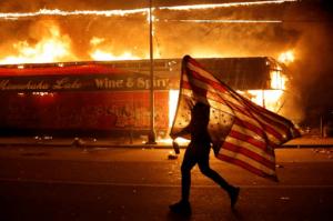 le proteste infiammano america