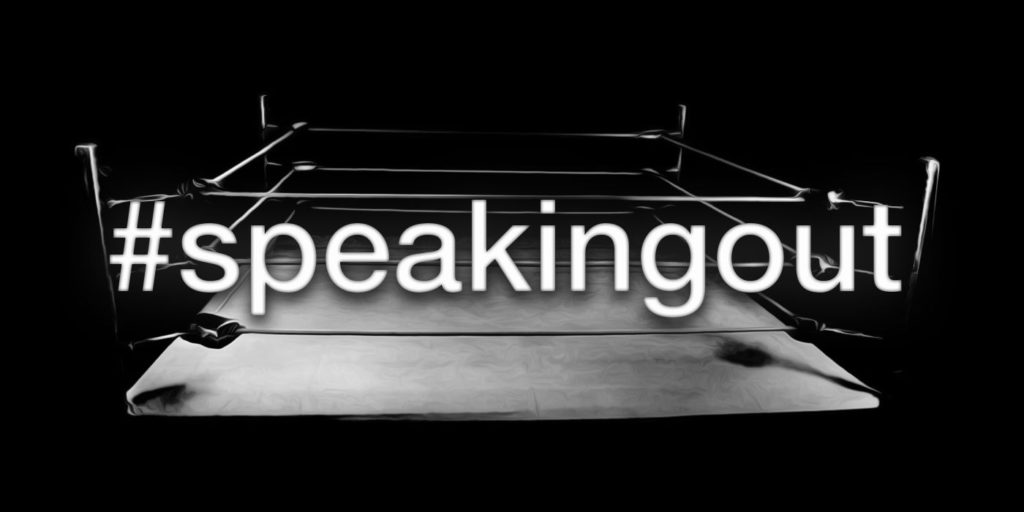 wrestling #speakingout