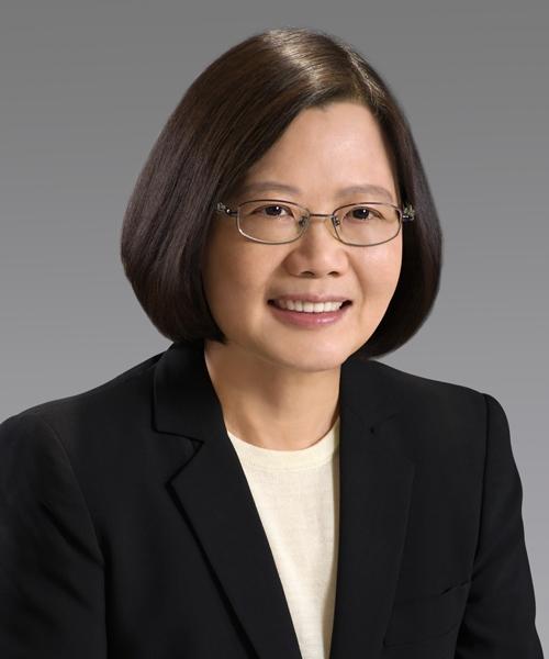 Tsai Ing-wen, presidente di Taiwan