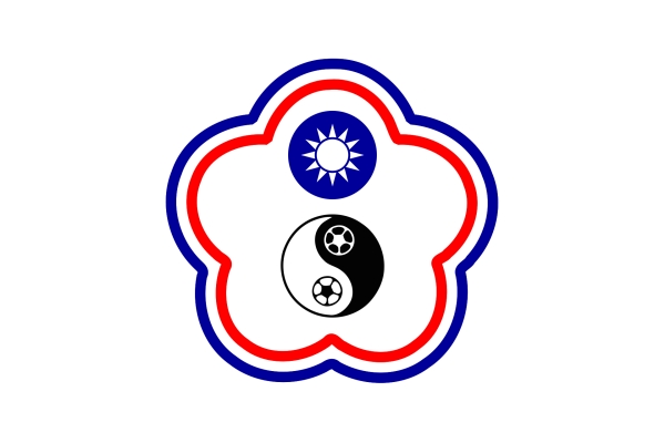 Bandiera della nazionale di calcio di Taiwan
