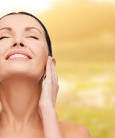 Curare la pelle dopo le vacanze estive