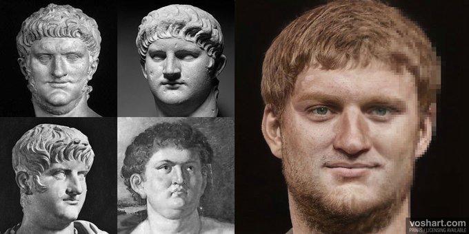 "ALT=""Imperatori di Roma Nerone"""