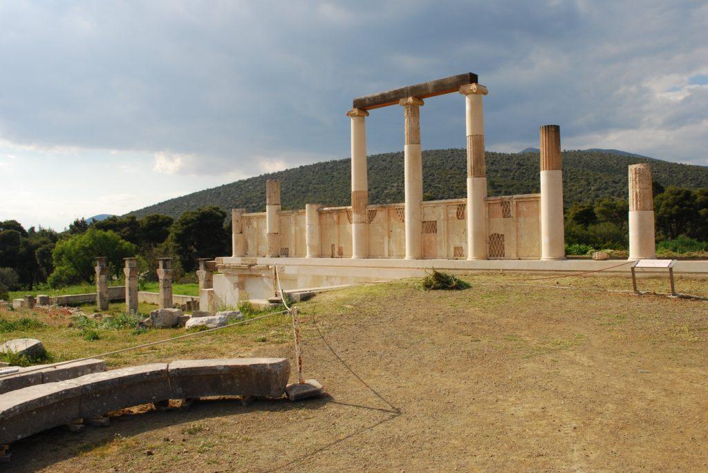 Medicina Greca ed Ellenistica - Asclepeion di Epidauro