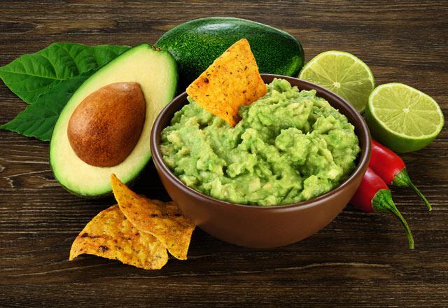 Salse estive: ricetta del guacamole