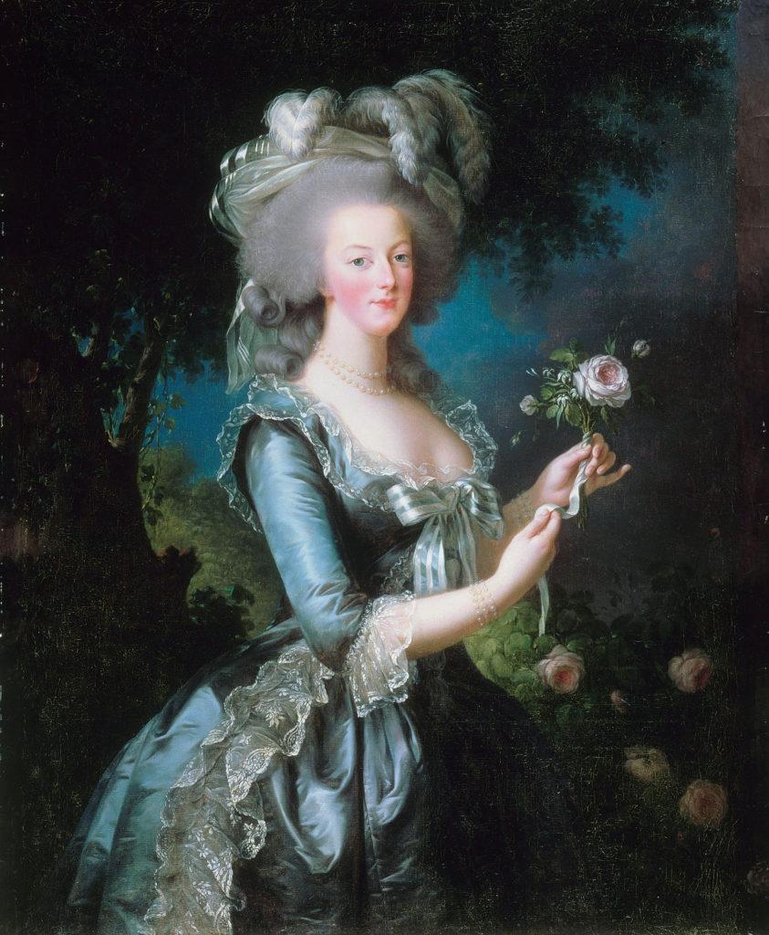 Ritratto di Maria Antonietta d'Asburgo-Lorena