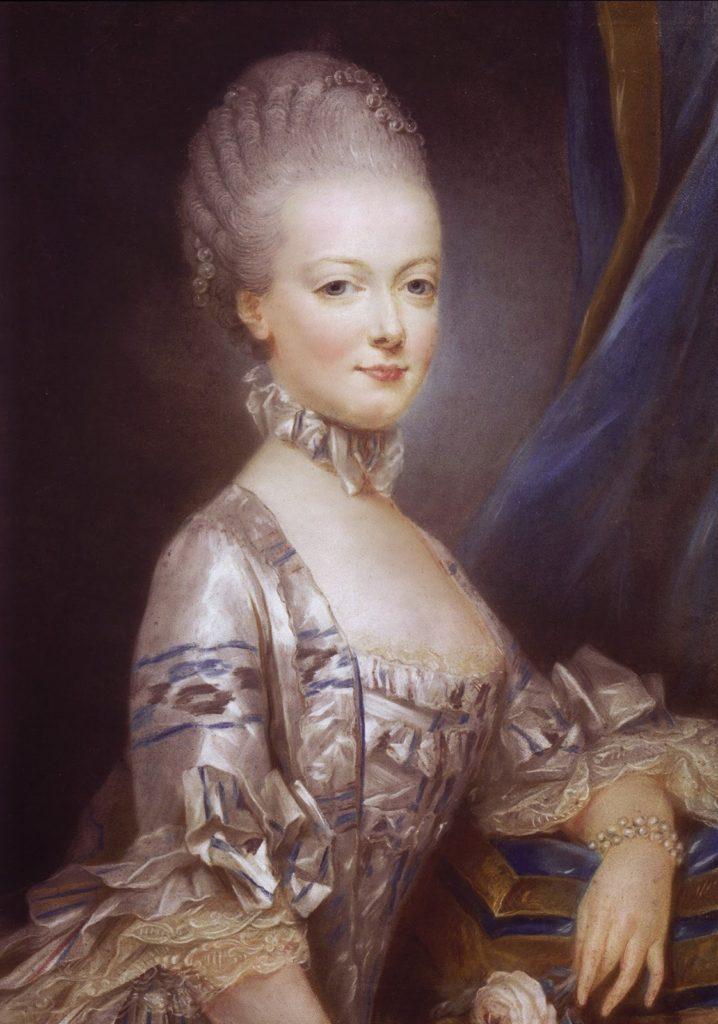 Maria Antonietta d'Asburgo-Lorena è un'icona del Settecento
