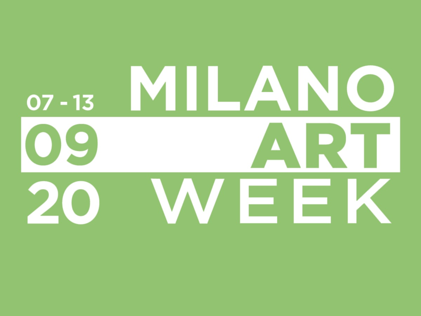 "ALT=""Milano art week"""
