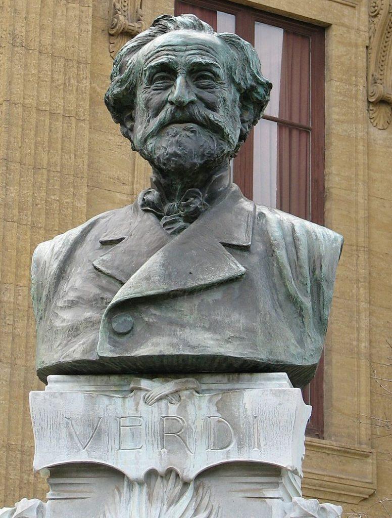 "ALT=""Antonio Ugo Busto Giuseppe Verdi Palermo"""