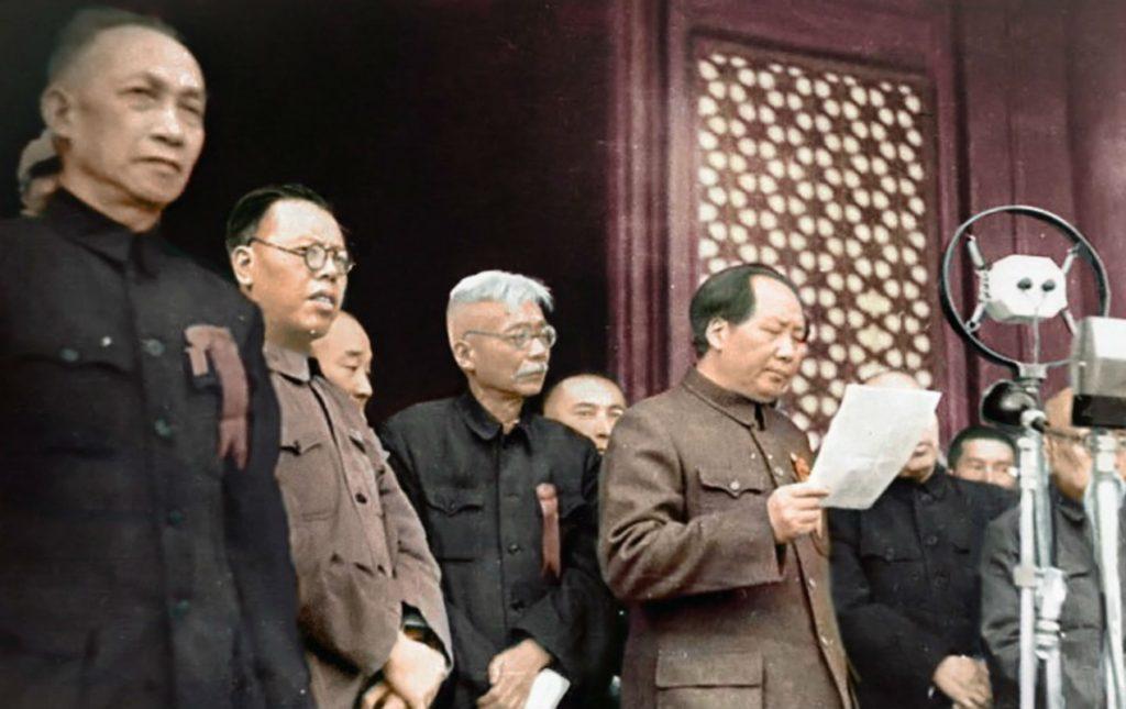 Festa nazionale cinese: l'1 ottobre 1949 nasce la Repubblica Popolare Cinese
