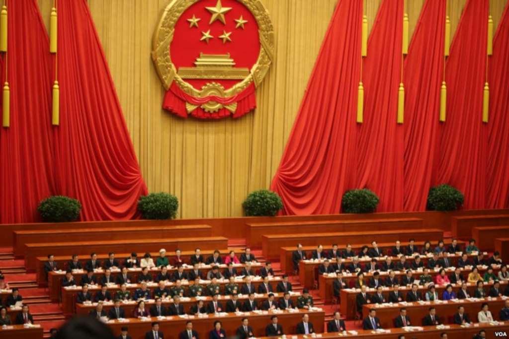 Partiti politici in Cina