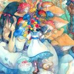 Alice nel paese delle meraviglie: Taupe Syuka & Co.