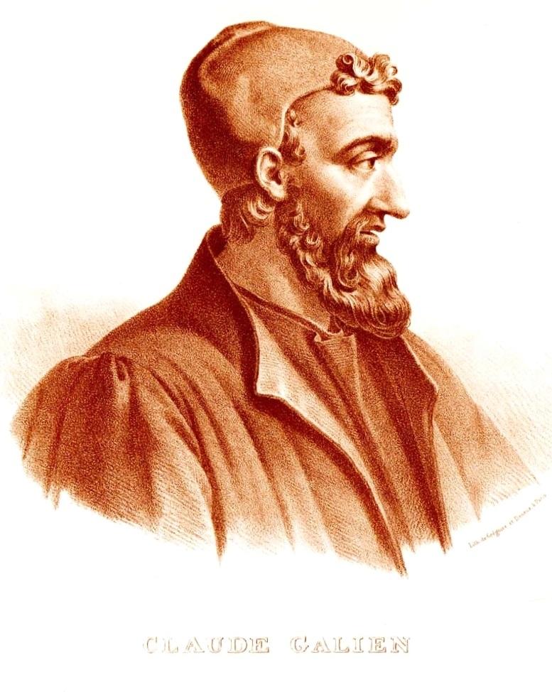 Galeno di Pergamo - Medicina dello Stivale e dell'Età Romana