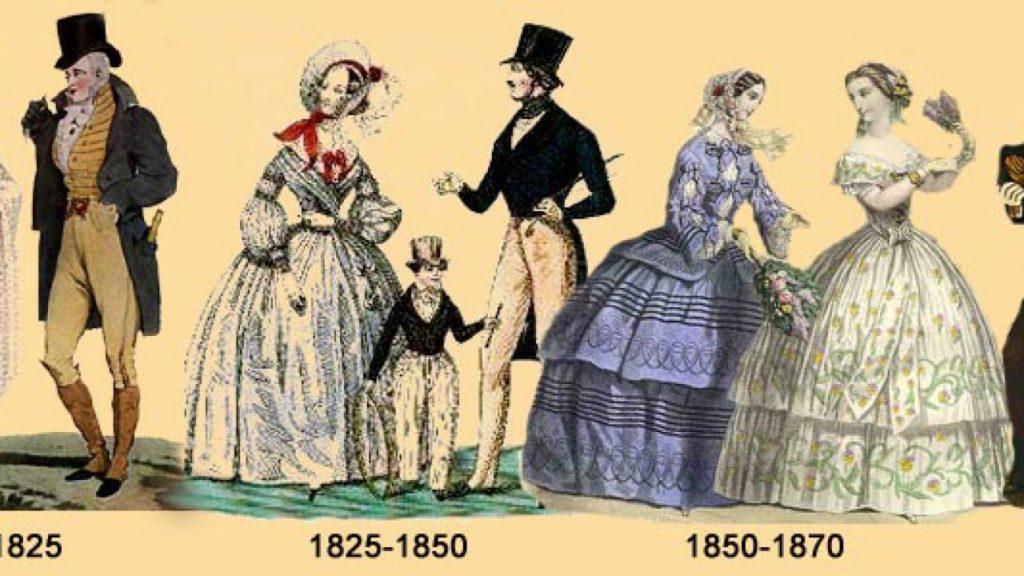 Bellezza nell'Ottocento