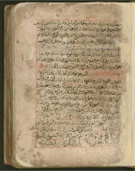 Medicina Araba - Kitab al-Mansouri