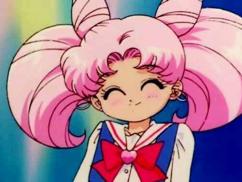 Sailor Moon: la piccola Chibiusa