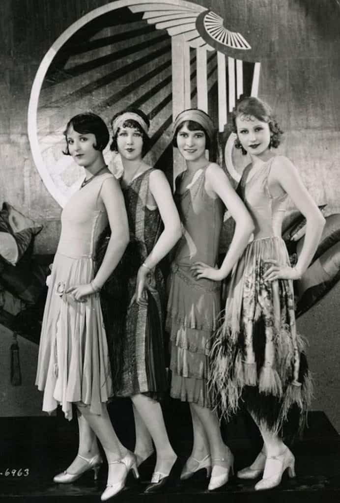 Flappers Anni '20