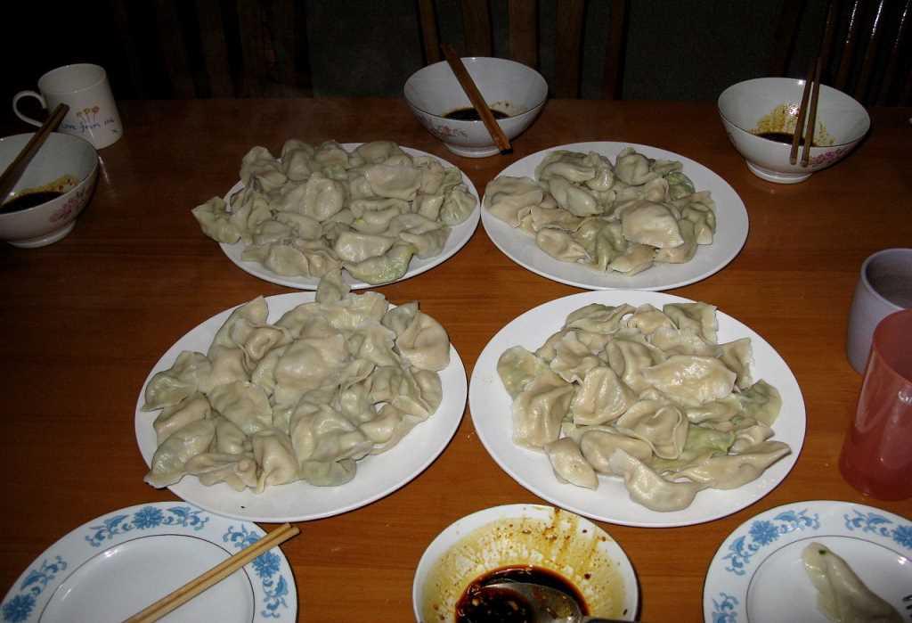 Dongzhi festival (冬至)