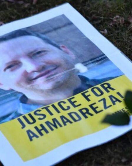 Justisce for Ahmadreza Djalali