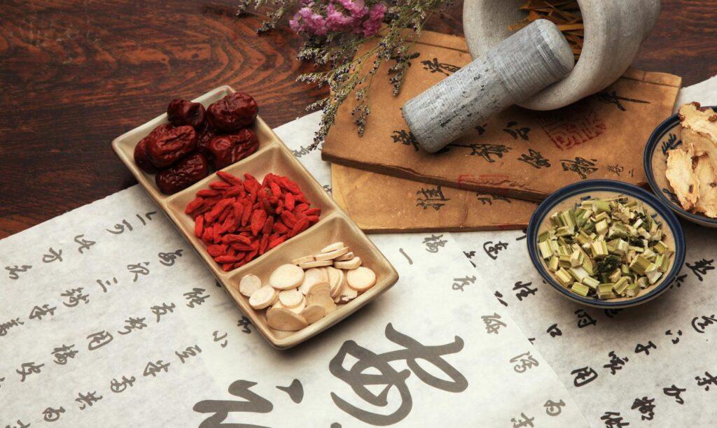 Piante della Medicina Cinese