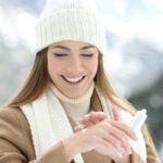Curare la pelle in inverno: la guida