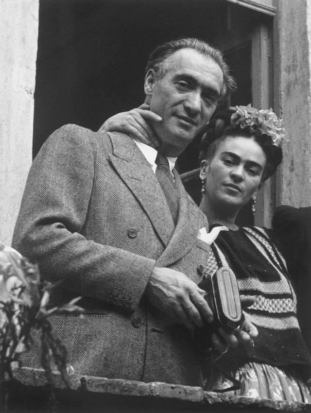 Mostra - Nickolas Muray e Frida Kahlo, 1939 (Nickolas Muray, Nickolas Muray Photo Archives)