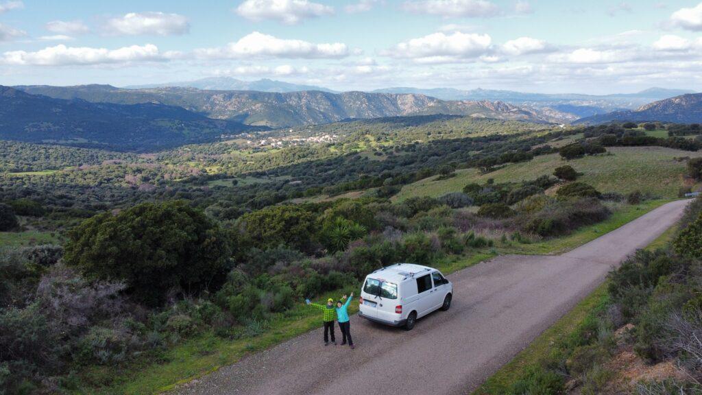 Sardegna Sacra on the road