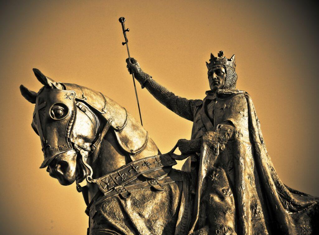 San Luigi IX Re di Francia - Culto dei santi