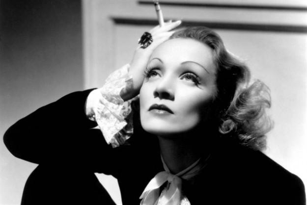 Anni '30 - Marlene Dietrich