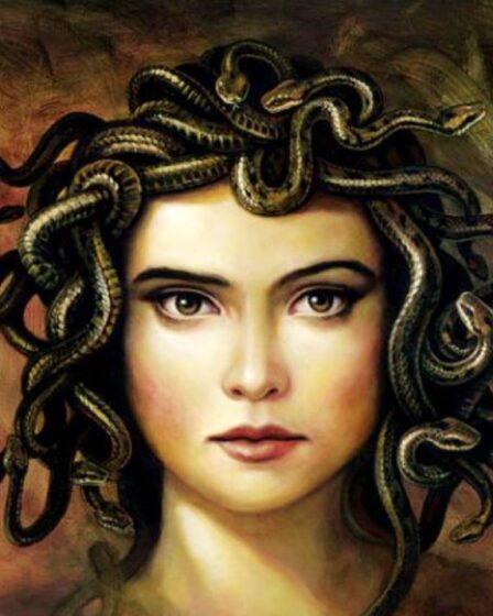 Mostri mitologici - Medusa
