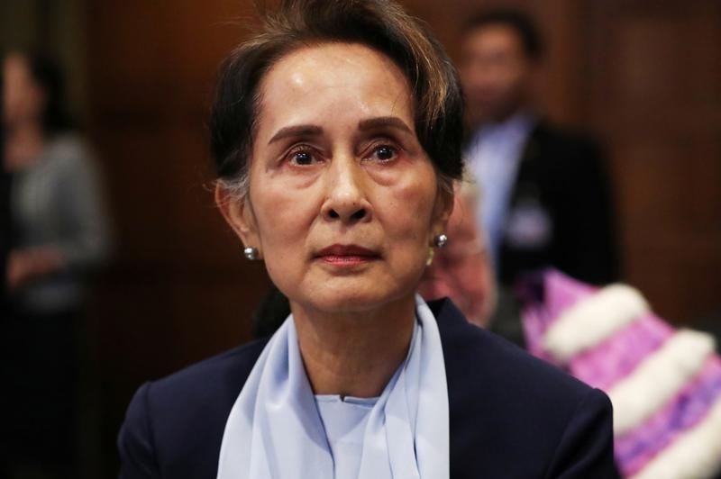 Aung San Suu Kyi - Leader Myanmar