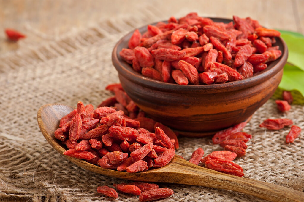 Bacche di goji - Piante della Medicina cinese