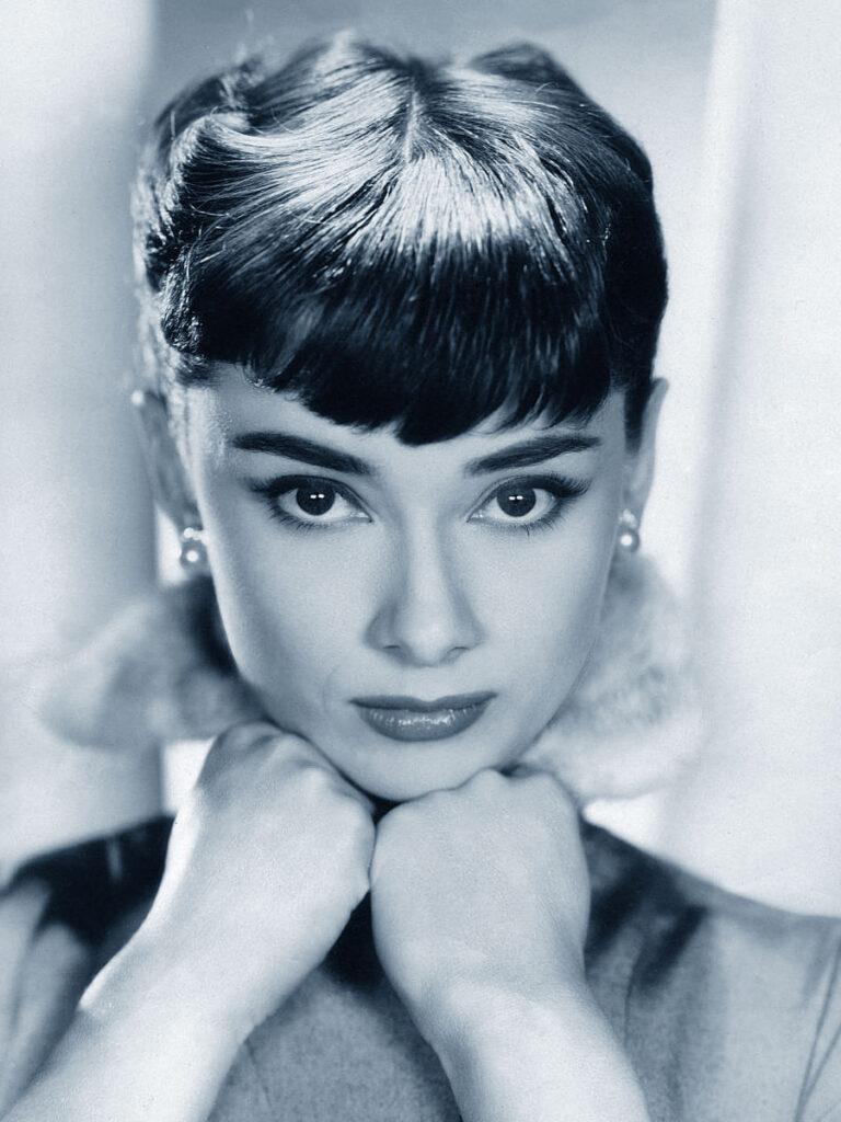 Audrey Hupburn negli anni '50