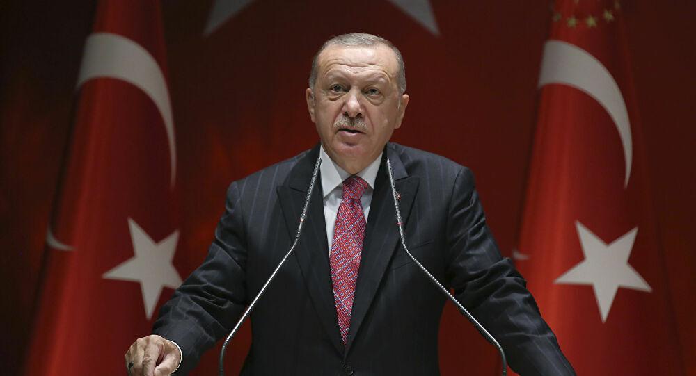 Presidente Turchia Erdogan