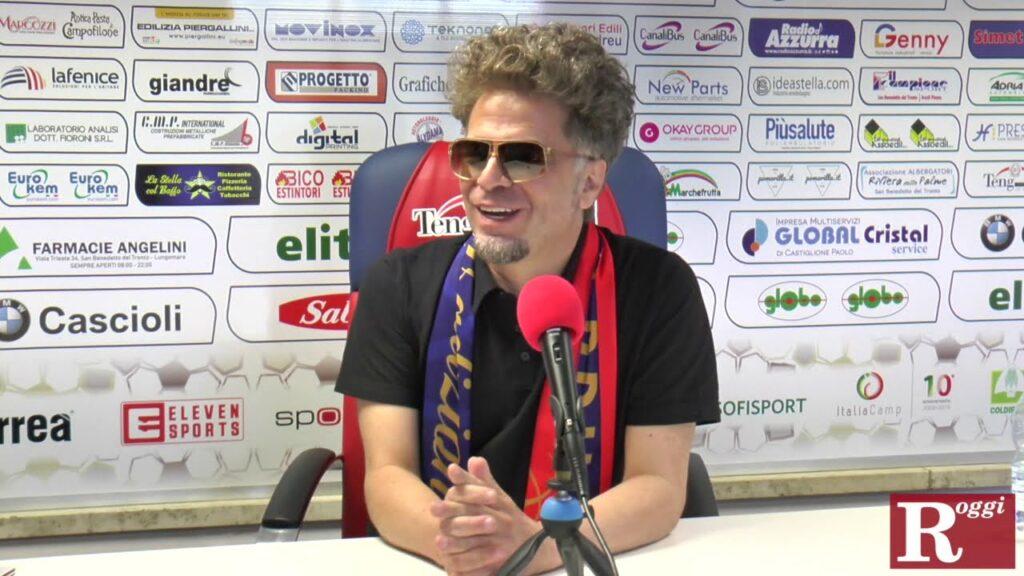 Domenico Serafino approda alla Samb, ma deve fare i conti con la diffidenza iniziale dei tifosi.