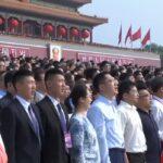 """Inno nazionale cinese: la """"Marcia dei volontari"""""""