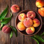 Pesche: valori nutrizionali, proprietà e idee in cucina
