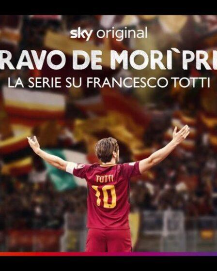 Spetavo de morì prima - Miniserie su Totti