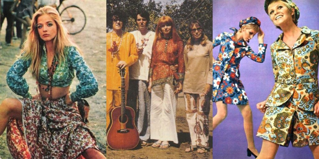 Bellezza e cosmesi nella storia - Moda degli Anni '70 - Copertina