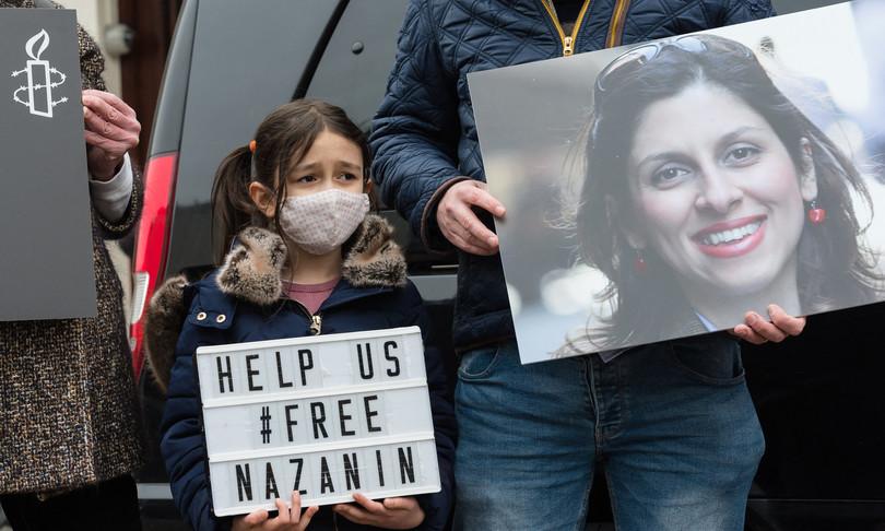 Help us - Free Nazanin!