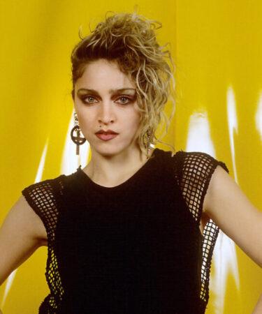 Madonna era un'icona degli Anni '80