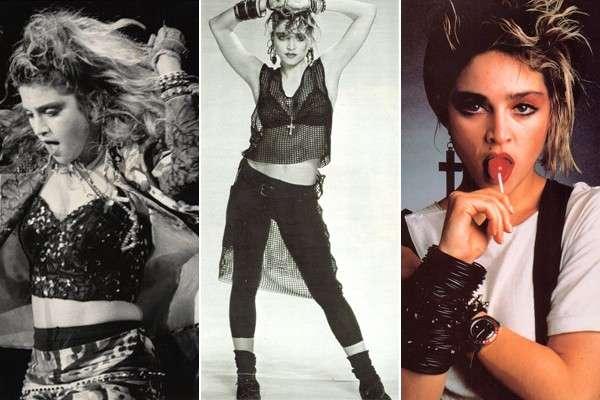 Madonna negli Anni '80
