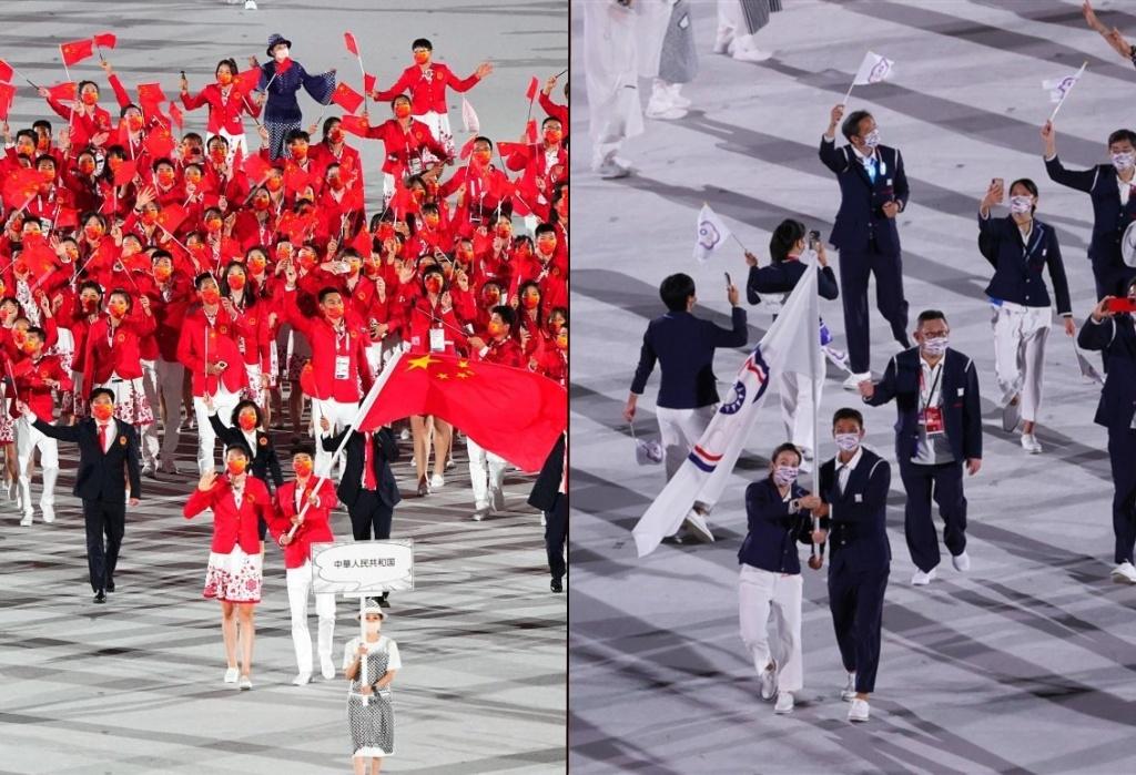 Cina alle olimpiadi