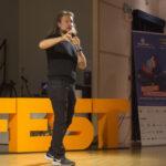 Adrian Fartade è stato ospite al CICAP fest 21